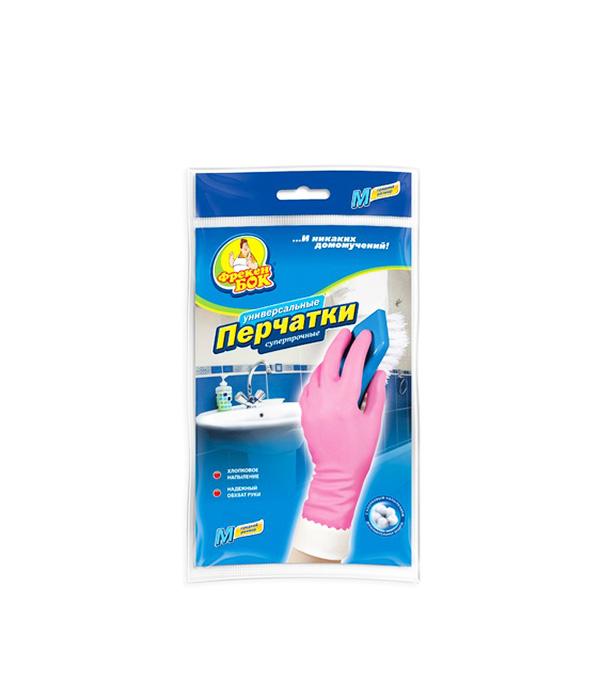 Перчатки хозяйственные Фрекен Бок Суперпрочные размер L перчатки для деликатных работ vileda sensitive размер l