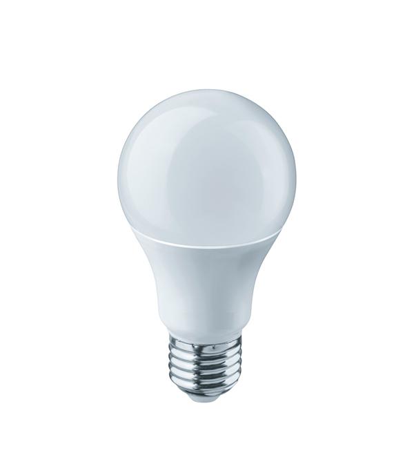 Лампа светодиодная 10 Вт E27 груша A60 2700 К теплый свет 230 В матовая