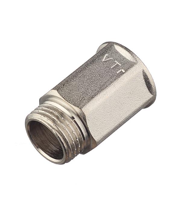 Удлинитель 30 мм 1/2 ВР Valtec удлинитель 60х27 мм 0 4 мм