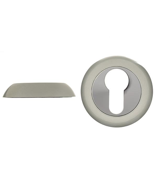 Ключевина Palladium Revolution R SC/CP ET матовый хром/хром защелка магнитная palladium 100 м sc мат хром