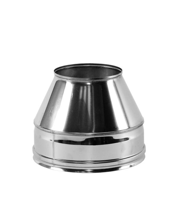 Конус Вулкан V50R 120x220 нерж 321x304 цена