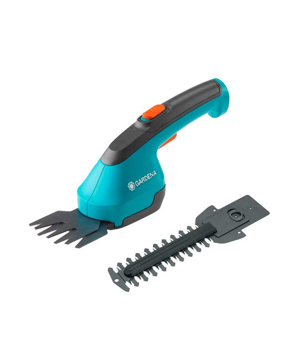 цена на Ножницы для газонов и травы Gardena AccuCut Li аккумуляторные с 2 ножами 09852-32