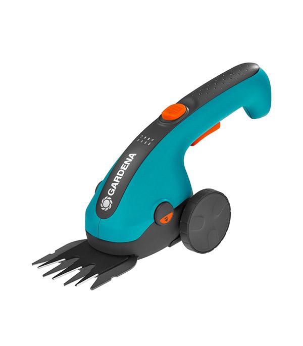цена на Ножницы аккумуляторные для травы Gardena ClassicCut Li (09855-20) 3,6В 2,5Ач Li-Ion с телескопической рукояткой