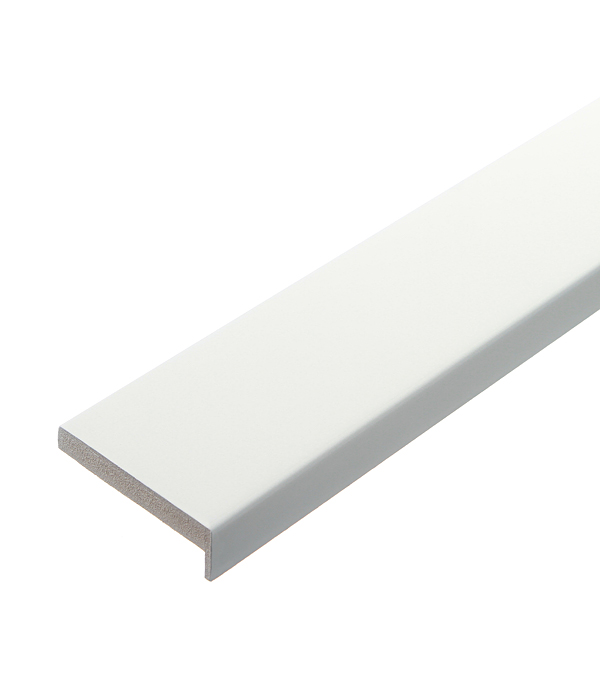 Наличник прямой Принцип Арктика телескопический эмаль белый 70х20х2170 мм (5 шт.) фото