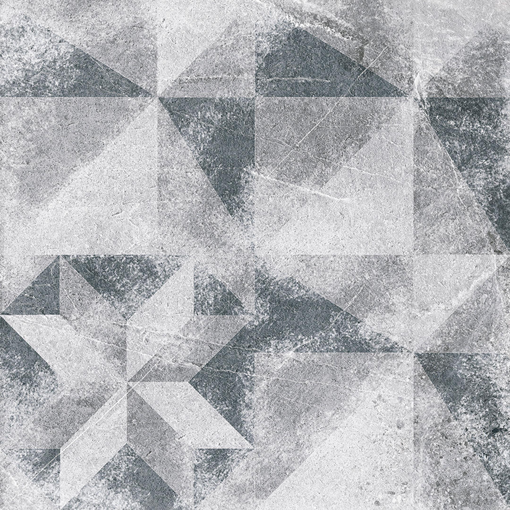 Керамогранит Grasaro Rift декор серый 400х400х8 мм керамогранит grasaro atrium серый 400х400х8 мм 10 шт 1 6 кв м