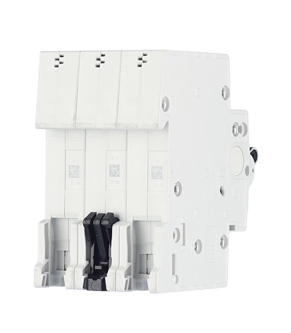 Автомат ABB SH203L (2CDS243001R0104) 3P 10 А тип C 4,5 кА 400 В на DIN-рейку фото