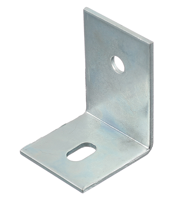 Уголок соединительный для бетона оцинкованный 90х60х60х5 мм