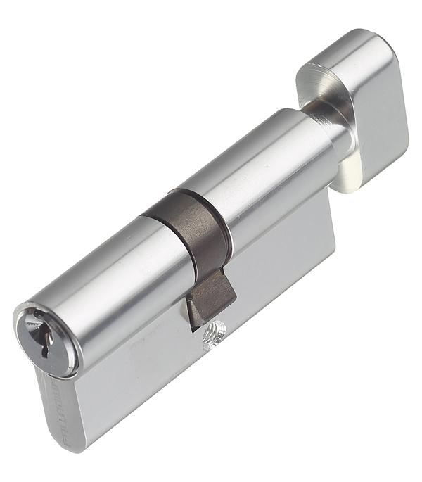 цена на Цилиндр Palladium AL 70 T01 CP 70 (35х35) мм ключ-вертушка хром