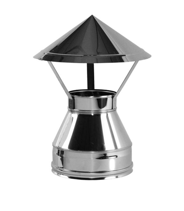 Зонт Вулкан V50R 115x215 нерж 321x304 стоимость