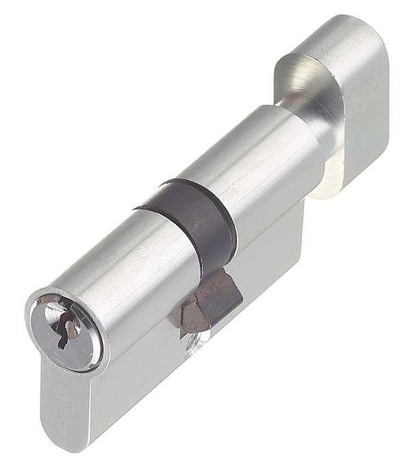 цена на Цилиндр Palladium AL 60 T01 CP 60 (30х30) мм ключ-вертушка хром