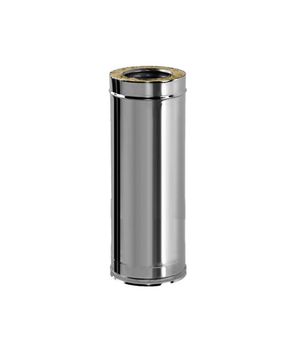 Труба Вулкан V50R 1000 мм 150x250 нерж 321x304