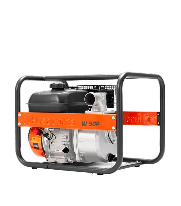 Мотопомпа бензиновая Husqvarna W50P (9676390-02) для чистой воды