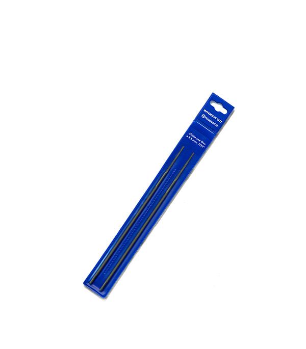 Напильник для заточки цепи Husqvarna IntensiveCut (5100956-01) круглый повышенной стойкости (2 шт.) husqvarna 6 для заточки цепи 12 шт 5056981 61