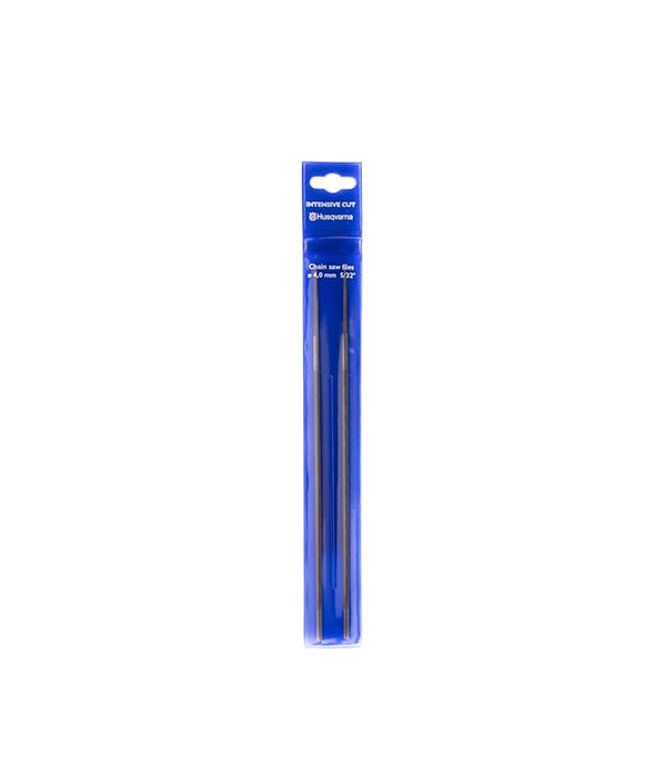 Напильник для заточки цепи Husqvarna IntensiveCut (5100957-01) круглый повышенной стойкости (2 шт.) husqvarna 6 для заточки цепи 12 шт 5056981 61