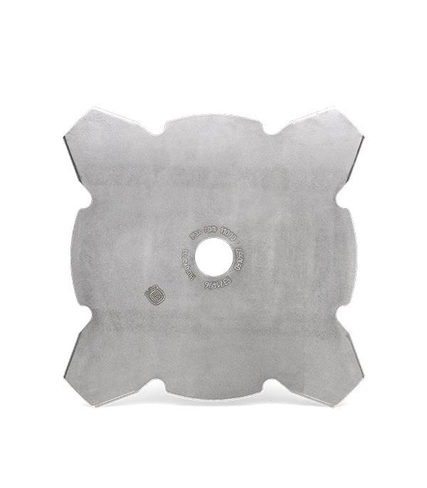 цена на Нож для триммера Husqvarna (5784437-01) 255х25,4 мм 4 зуба