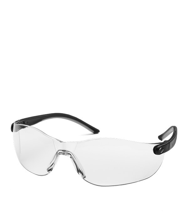 Очки защитные Husqvarna Clear (5449638-01) открытые с прозрачными линзами