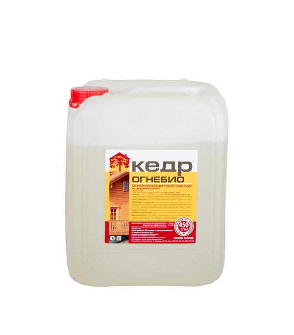 цена на Огнебиозащита Кедр II группа 20 кг