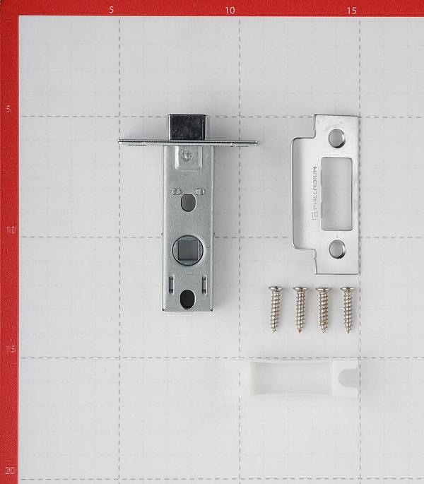 Защелка межкомнатная Palladium 100 PC (хром)