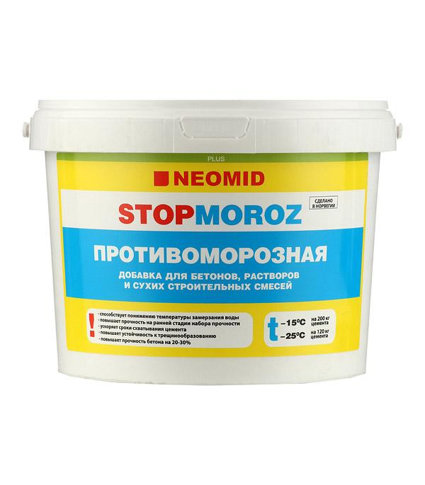 цена на Антифриз для растворов Neomid Nitcal 3 л