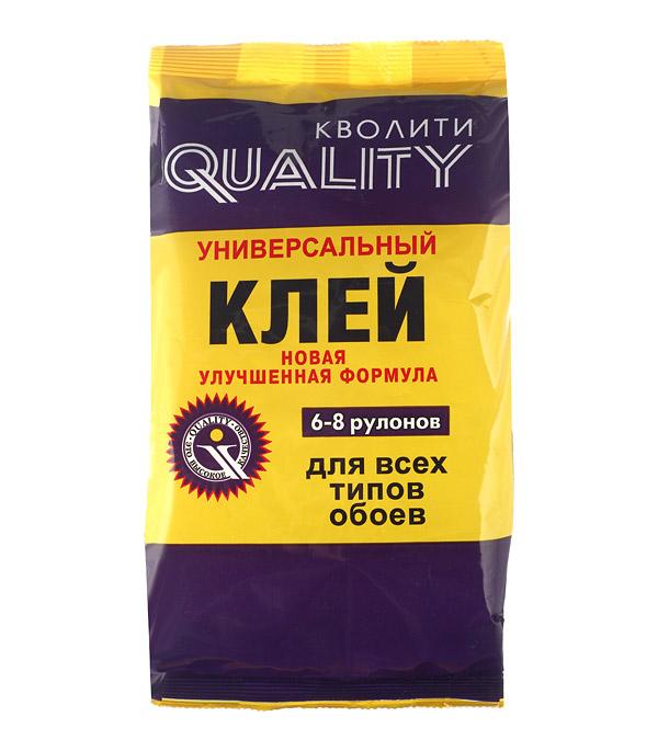 Клей Quality универсальный для обоев 200 гр швеллер горячекатаный 6 5 5 85 м