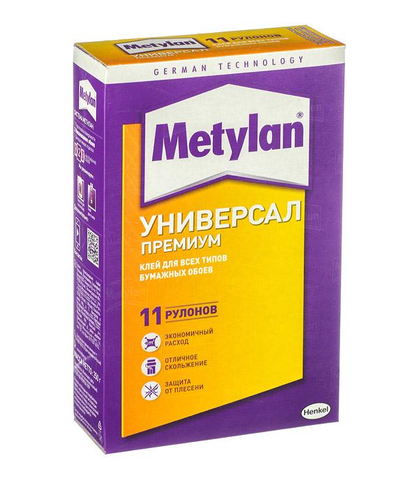 Клей для бумажных обоев Metylan Универсал Премиум 250 г