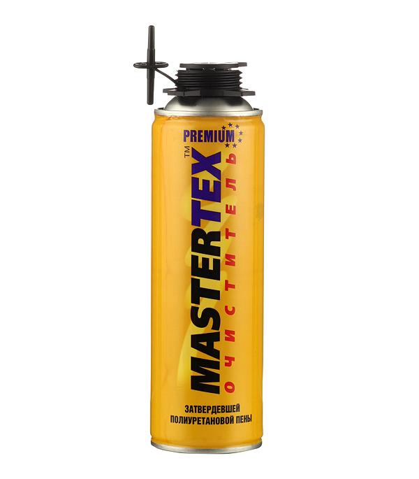 Очиститель затвердевшей монтажной пены Mastertex Premium 500 мл