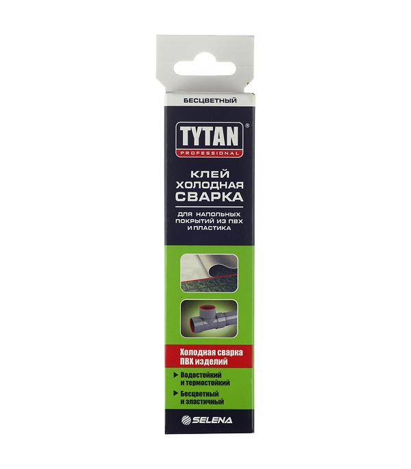 Клей для линолеума холодная сварка Tytan 100 мл стоимость