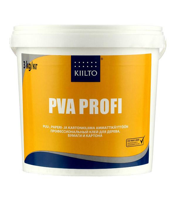 Клей ПВА Kiilto Profi 3 кг