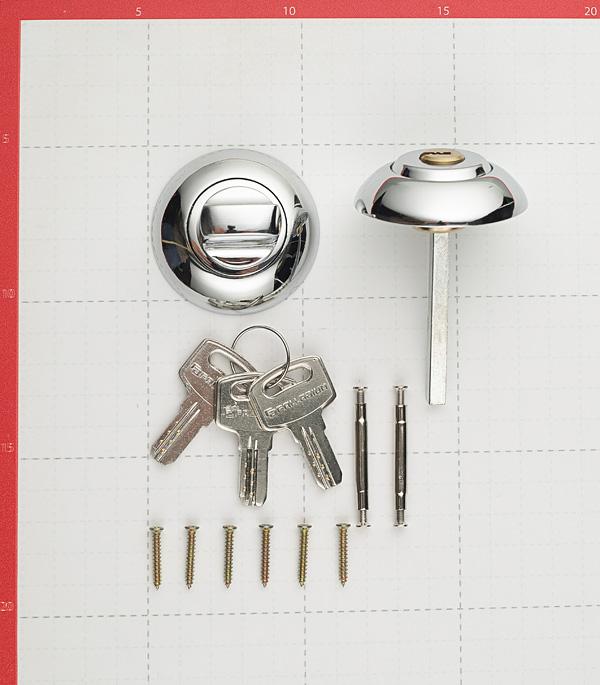 Фиксатор-ключ Palladium CP (хром)
