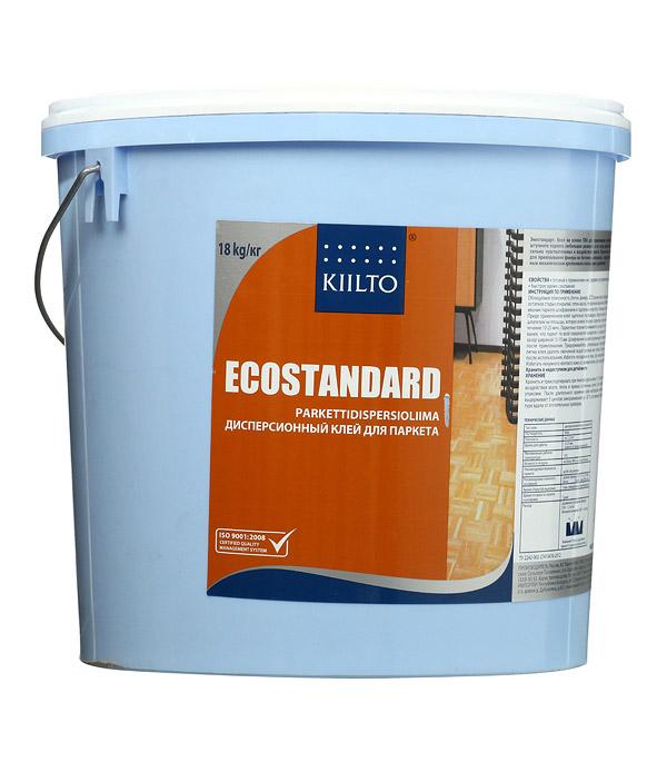 цены на Клей для паркета Kiilto EcoStandard 15 л  в интернет-магазинах