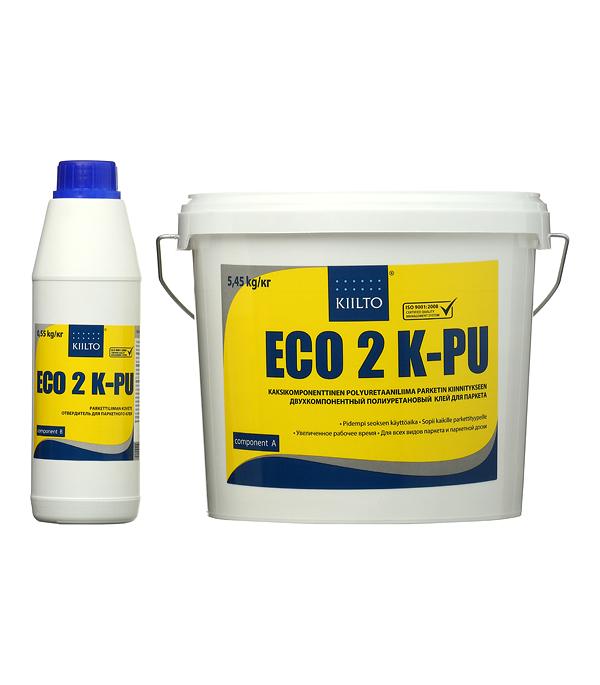 цены на Клей для паркета Киилто Эко 2КПУ 5,45 кг+0,55 кг  в интернет-магазинах