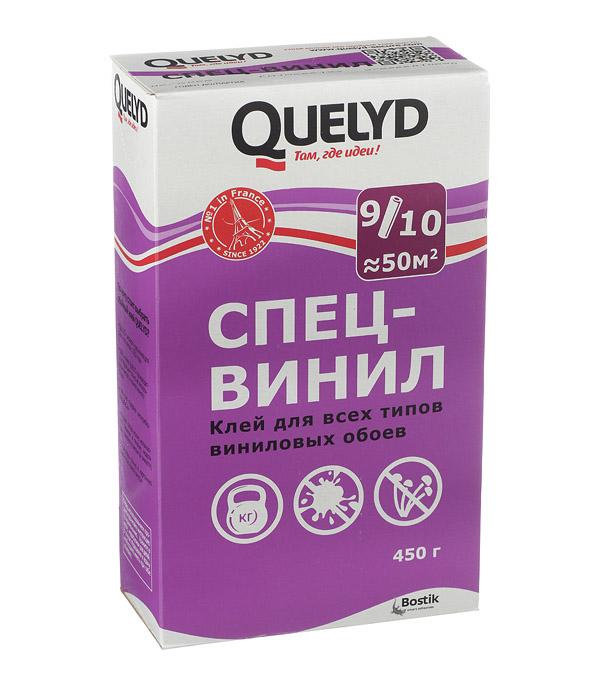 Клей для виниловых обоев Quelyd Спец-винил 450 г обои виниловые флизелиновые limonta flow 2016 86006
