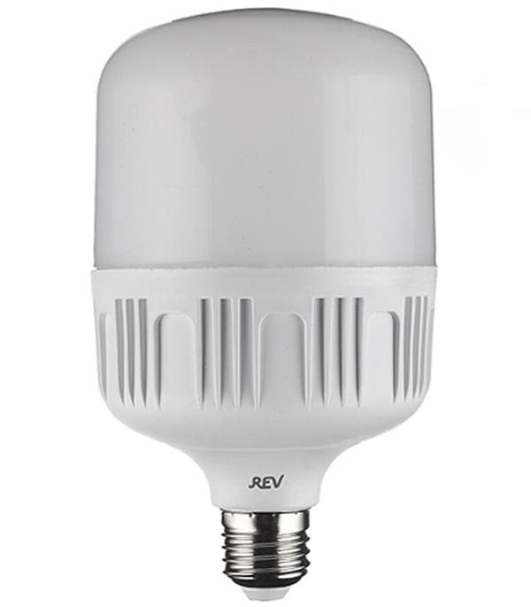 Лампа светодиодная REV 30 Вт E27 цилиндр T100 6500 К холодный свет 230 В прозрачная