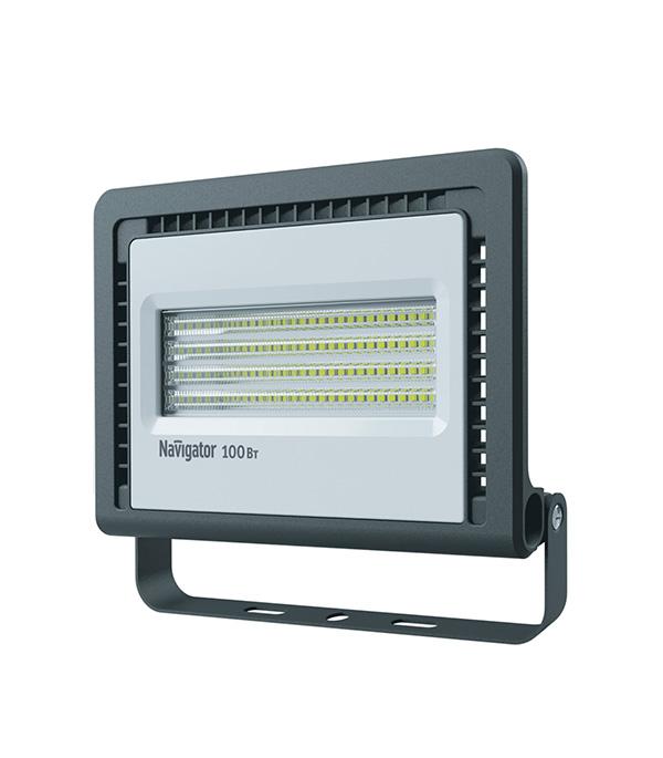 Прожектор светодиодный Navigator 100 Вт 200-240 В IP65 4000 К дневной свет фото