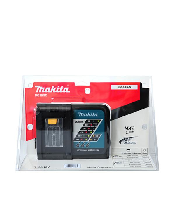 Зарядное устройство Makita DC18RC (195915-5) Li-Ion 18В