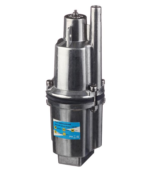 Фото - Насос вибрационный колодезный VP-180 для чистой воды 15 л/мин верхний забор аквабрайт вп 20 м л 1 шт