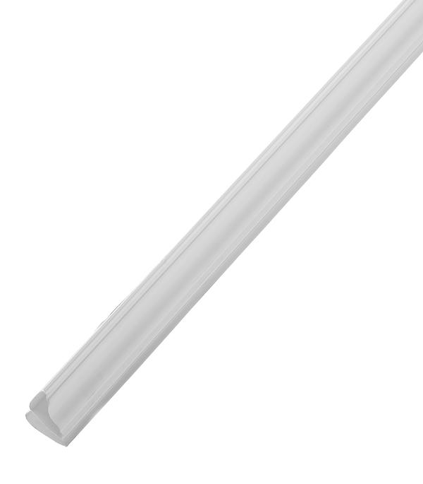 Галтель ПВХ 8х8х3000 мм белая стоимость
