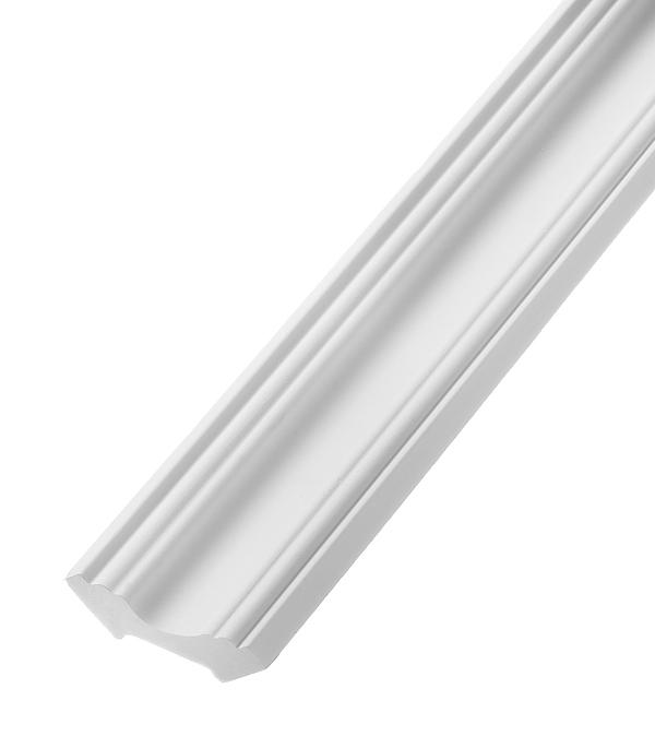 Плинтус из полиуретана 41х41х2400 мм Decomaster материалы для стен и потолка