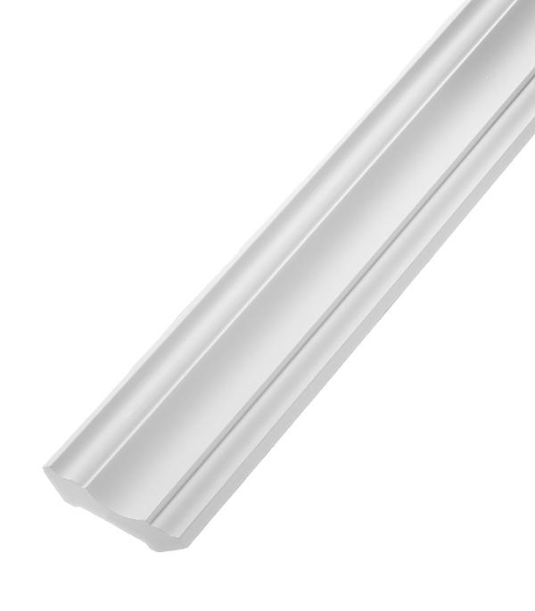 Плинтус из полиуретана 45х45х2400 мм Decomaster стоимость