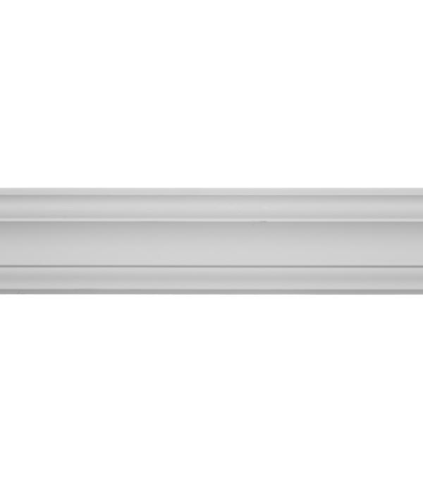 Плинтус из полиуретана 45х45х2400 мм Decomaster.