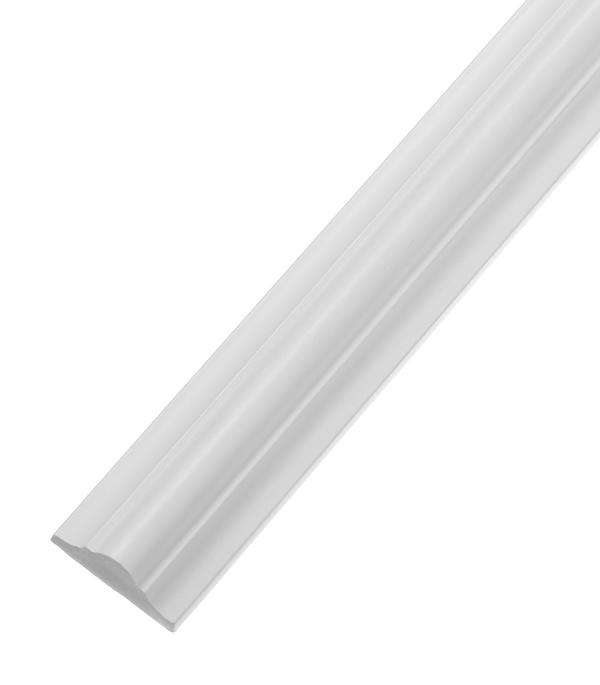 Плинтус (молдинг) из полиуретана 18х40х2400 мм Decomaster цены онлайн