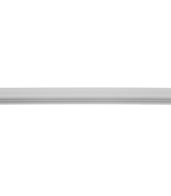 Плинтус (молдинг) из полиуретана 12х25х2400 мм Decomaster.