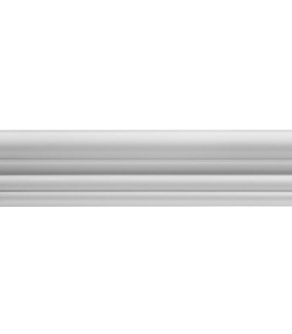 Плинтус (молдинг) из полиуретана 15х40х2400 мм Decomaster.