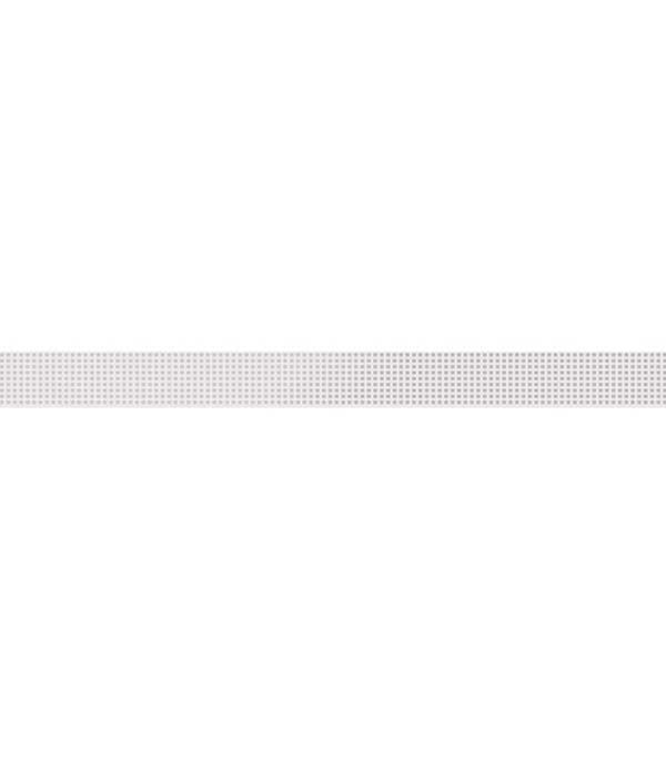 Плитка бордюр KERAMA MARAZZI Вилланелла 400х30 мм белая напольная плитка kerama marazzi бихар беж светлый sg611300r 60x60