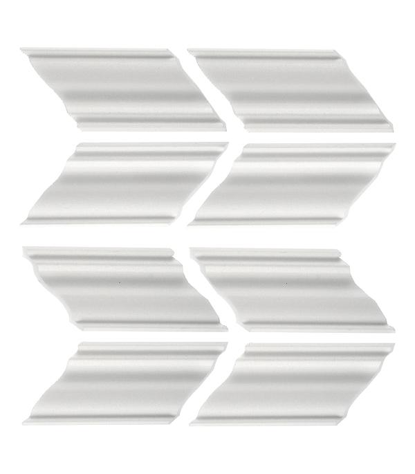 Уголок из пенополистирола универсальный Solid С13/50 упаковка 4 шт. материалы для стен и потолка