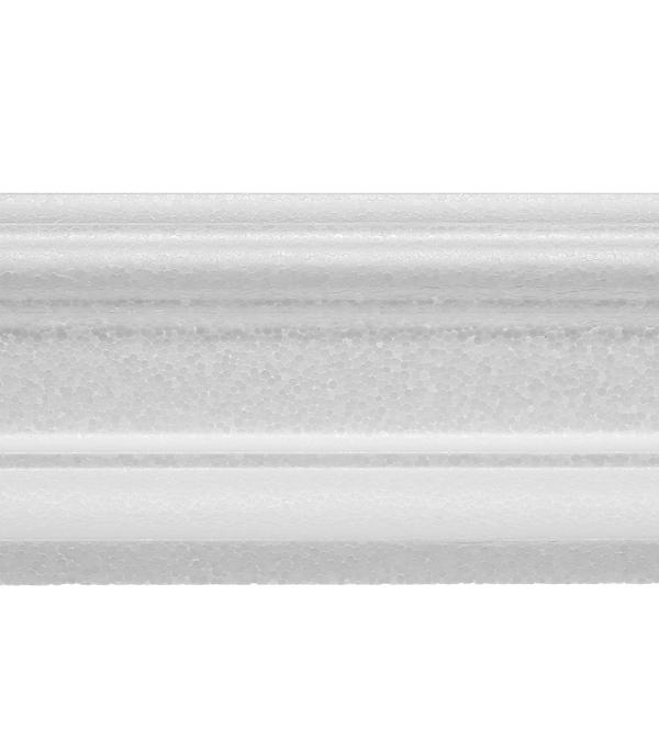 Плинтус из пенополистирола 43х88х2000 мм Solid резной C163/98 фото