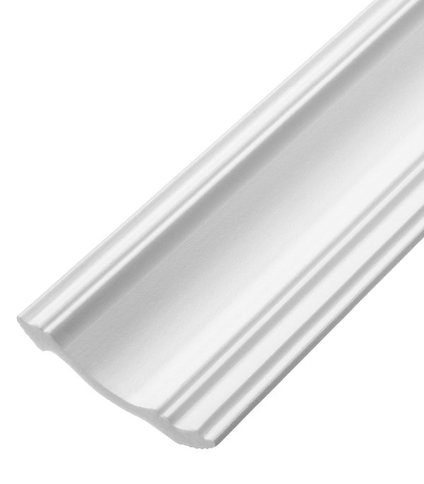 цены Плинтус из пенополистирола 80х80х2000 мм Solid резной С16/80
