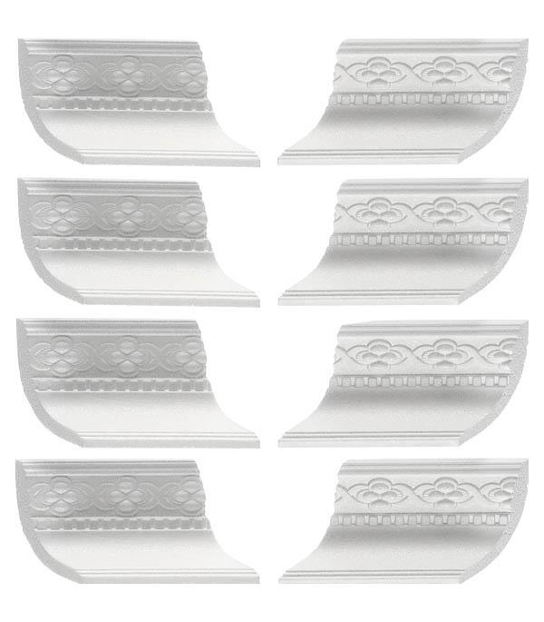 Уголок из пенополистирола универсальный Solid EPC159/70 упаковка 4 шт. материалы для стен и потолка