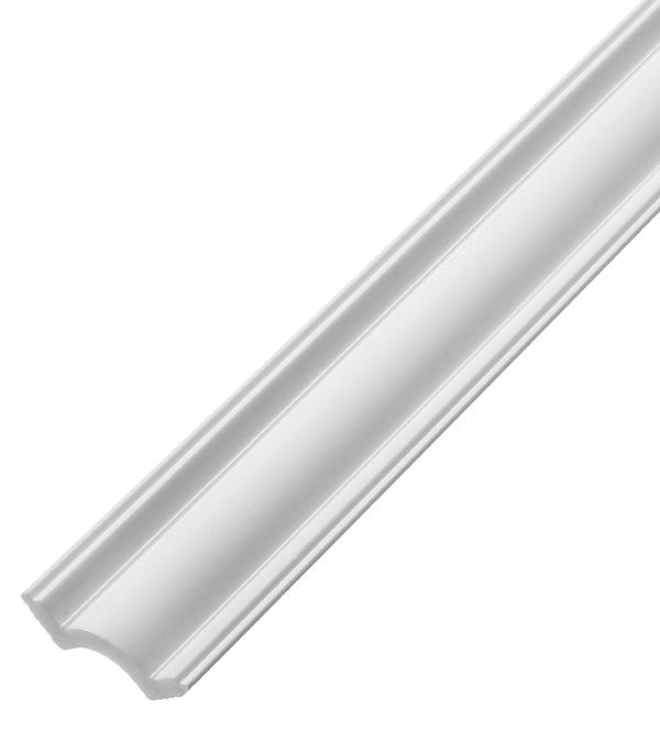 Плинтус из пенополистирола 50х50х2000 мм Плинтэкс с возможностью светодиодной подсветки I50/50SC стоимость