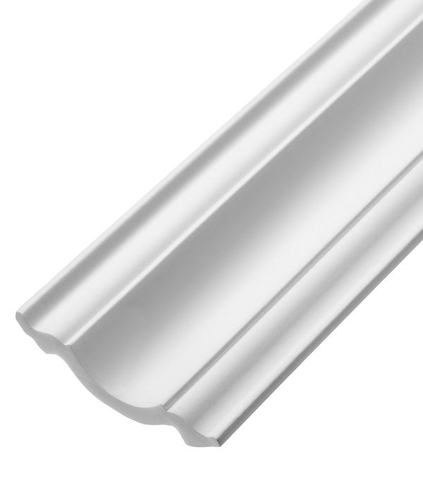 Плинтус из пенополистирола 80х80х2000 мм Плинтэкс с возможностью светодиодной подсветки I80/80SC стоимость
